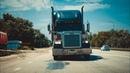 Как устроен классический американский грузовик Обзор Freightliner FLD120 снаружи и изнутри