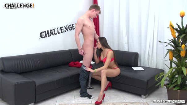 MeloneChallenge E113 My Voice Made Him Cum HD [Melone Challenge E113 Online]