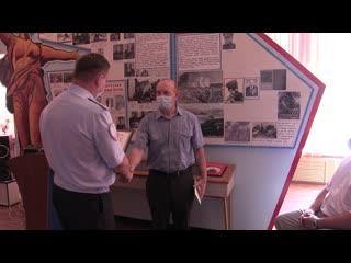 Открытие новой экспозиции Краснокутского музея