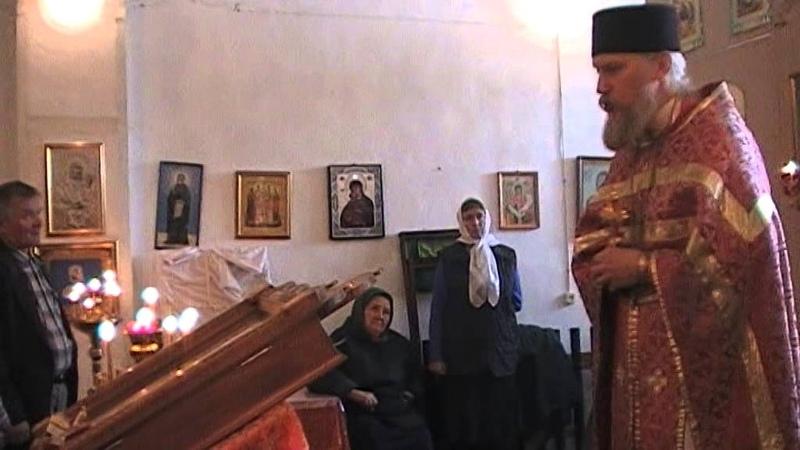 проп прот Михаила Мальцева в деревне