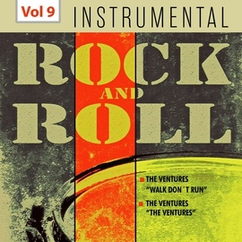 The Ventures альбом Instrumental Rock and Roll, Vol. 9
