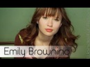 Emily Browning Time-Lapse Filmography - Through the years, Before and Now!