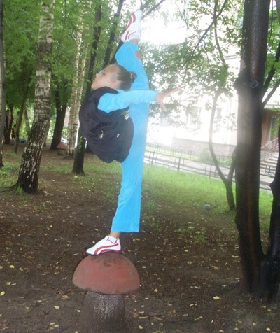 Настёна Медвежонок, 29 декабря , Санкт-Петербург, id48914514