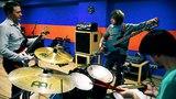 Hard Rock, Funk &amp Bossa Nova improv Musical Jam Sessions (27.01.2018)