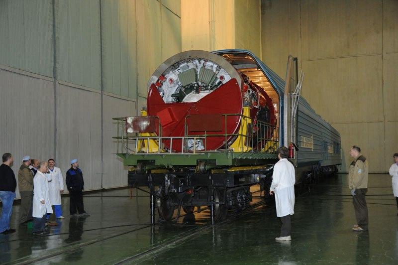 Начата подготовка космического корабля «Союз ТМА-14М» AsKowaiK__Y