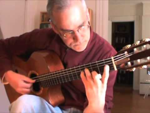 Valsa Brasileira (Edu Lobo, Chico Buarque arranged by Paulo Bellinati)