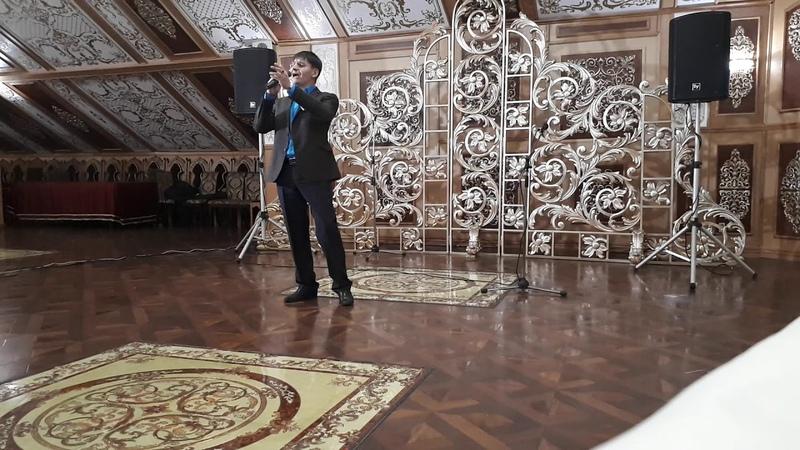 Конкурсное выступление, 2 тур Алтын тавышка - алтын акчарлак, 2018 г. Ресторан Туган авылым