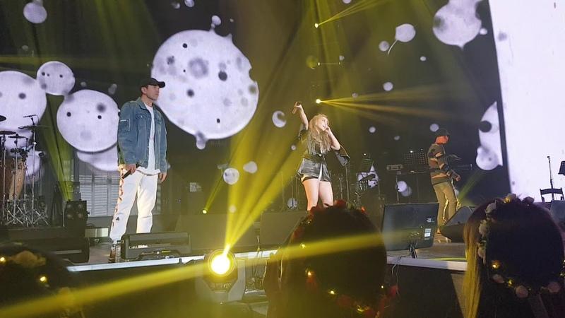 [FANCAM] 091218 Baechigi ft. Ailee - Shower of Tears @ I AM: AILEE Concert in Seoul
