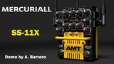 Mercuriall SS-11X - Demo by A. Barrero (No Metal Music)