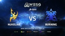 WESG Ukraine Qualifier 4 - Ro4 Match 2: NukeLar (P) vs BurNing (T)
