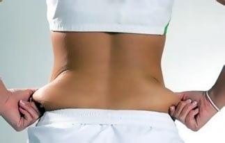 борьба жиром на животе