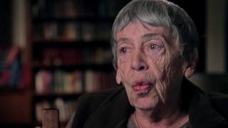 Tribute to Ursula K. Le Guin, 1929-2018