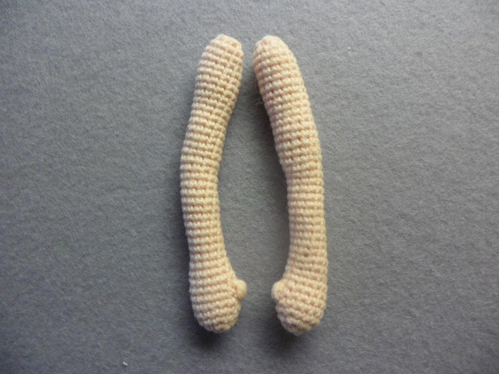 схема вязание бигимотиков крючком