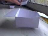 Мастер класс №1. Оригами.Как сделать коробочку для хранения мелочей.