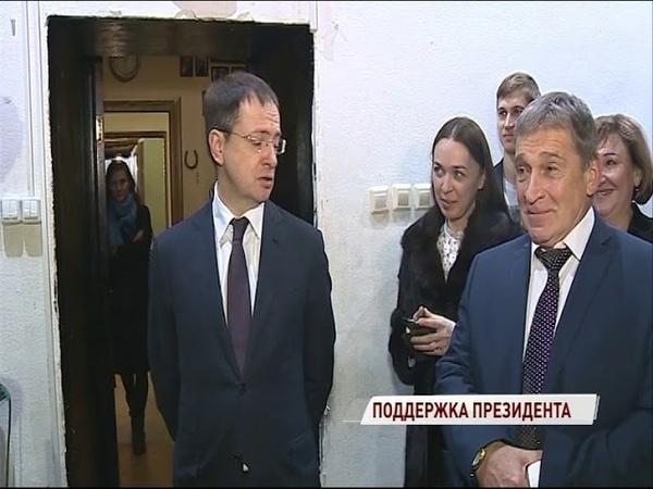 Президент поддержал инициативу Дмитрия Миронова по реконструкции Добрынинского путепровода
