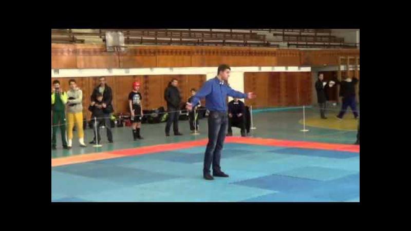 Кубок співдружності бойових мистецтв - друга частина