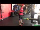 Squat 200kg/440#x4