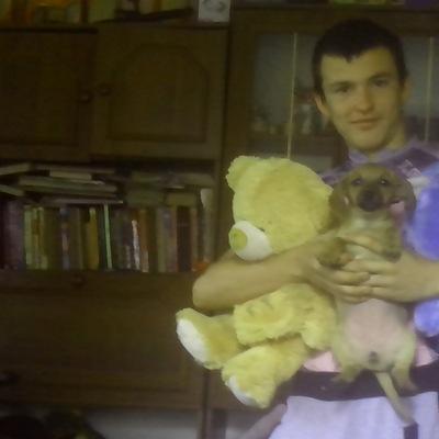 Саша Мартинююк, 4 февраля 1998, Луцк, id228907409