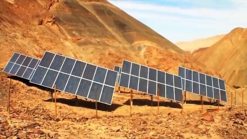 Energías Renovables ¿Energía de futuro?