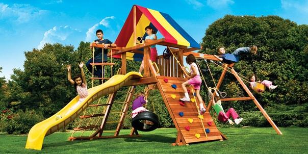 Вы планируете сделать вашему малышу детскую площадку на даче Прекрасно!   далее читайте на сайте нашей группы