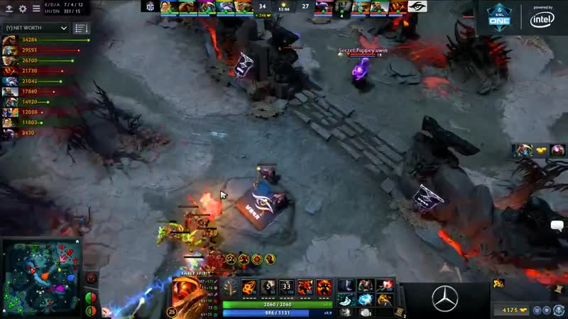 Naix bomb that lovely mechanic executed here by @7ckngMadDOTA and iLTW - DreamOG
