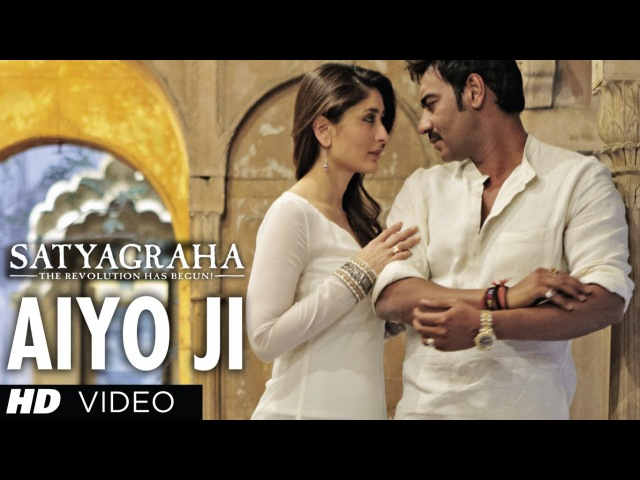 Aiyo Ji Satyagraha Video Song Ajay Devgan Kareena Kapoor