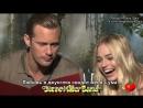 Интервью для «Rotten Tomatoes» в рамках промоушена фильма «Тарзан. Легенда» 1 | 25.06.16