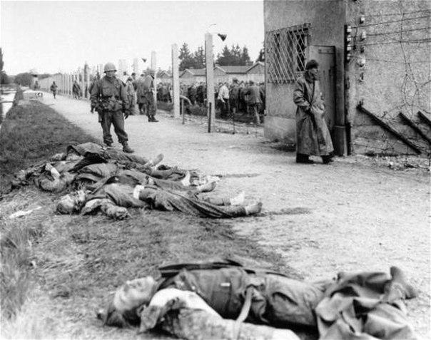 Резня в Дахау: почему американцы не лучше нацистов