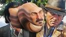 Dutch Arthur VOICE TROLLING in Red Dead Online w/ INSANE IMPRESSIONS!