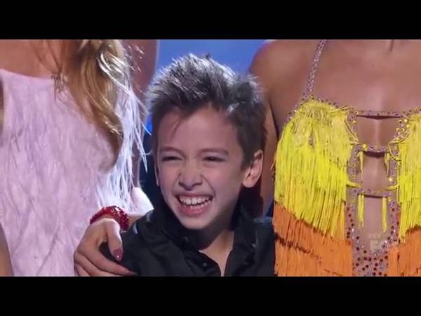 Jake Jenna's Ballroom Performance from The Next Generation: Top 10 Perform | SYTYCD