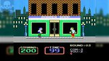 [Famiclone-50HZ]LA17 Urban Champion - Gameplay