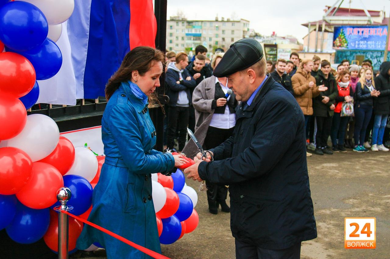 В Волжске состоялась Спартакиада работающей молодежи и трудовых коллективов.