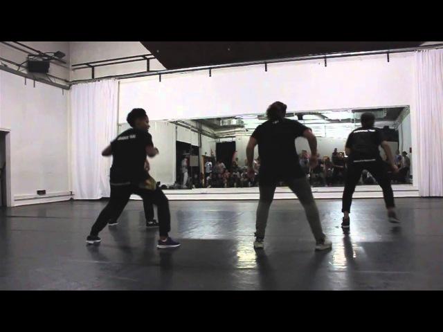 Babson Afro House Spirit workshop Choreo Franck Ocean Remix Boddhi Satva