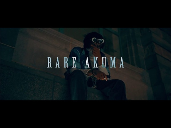 Rare Akuma Kamiyada - Raging Fists (Official Music Video)