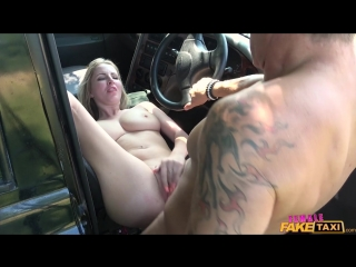 [FemaleFakeTaxi] Georgie Lyall [Mature, MILF, анал Big Dick, Blowjob, Anal, зрелая,секс,порно]