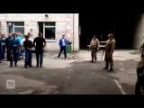 Добровольно-принудительно под дулами автоматов:Донецкие милиционеры массово присягнули террористам