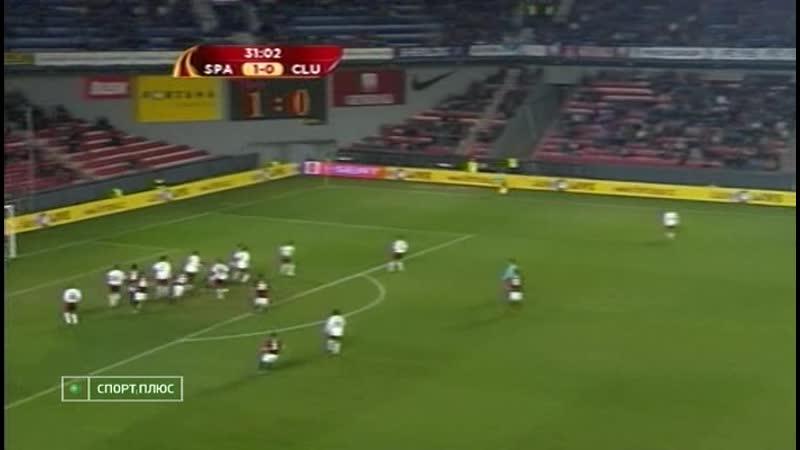 396 EL-20092010 Sparta Praha - CFR Cluj 20 (22.10.2009) HL