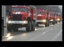 Парад коммунальной техники в Уфе, 26 ноября 2016 года, проспект Октября, Горсовет