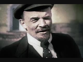 Основатель #СССР - Владимир Ильич #Ленин, документальные хроники (HD).