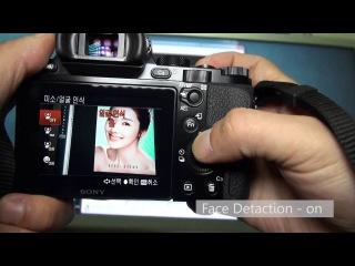 Sony A7, A7R Eye-AF Test