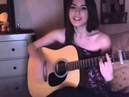 Rumba de Barcelona ( with guitar ) - Great voice - beautiful Turkish Girl
