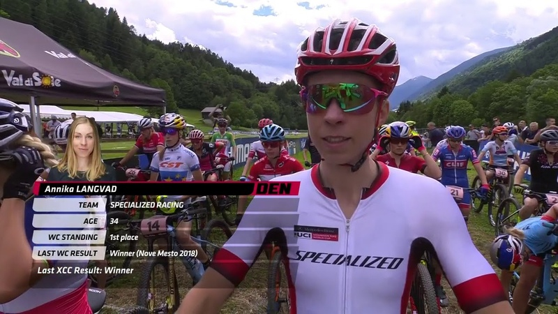 XCC Short Track EN Val di Sole UCI Mountain Bike World Cup 2018