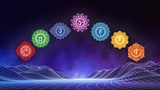 ALL 7 CHAKRAS HEALING MUSIC Full Body Aura Cleanse &amp Boost Positive Energy Meditation Music