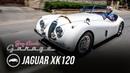 1954 Jaguar XK120 Jay Leno's Garage
