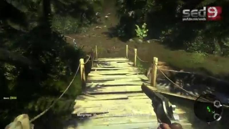 Dead Island [co-op x4] 16 - Самая реалистичная баллистика в играх