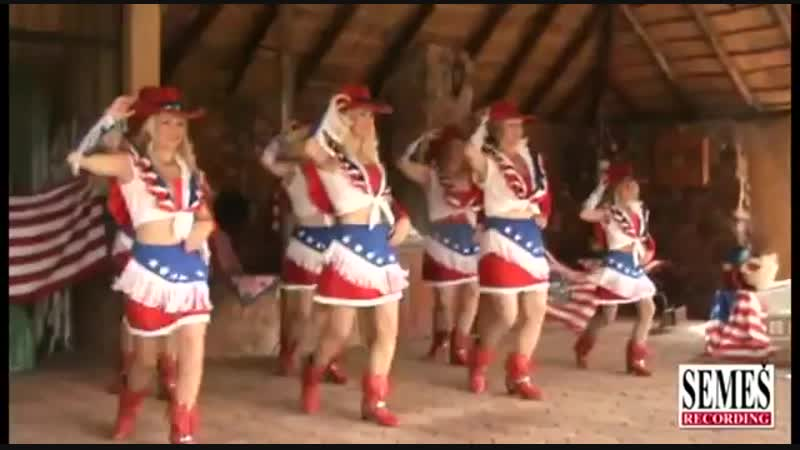 Rodeo Girls_ Say Hello (Line Dance)