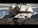 Т-34-76 tank replica