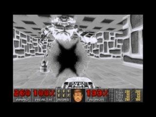 Doom 3 BFG Edition Doom 2 Wolfenstein 3D secret levels Censorship WTF?