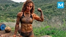 Craziest Fitness Girl - Demi Bagby Muscle Madness