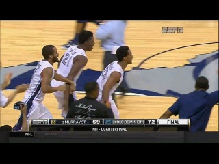 2015 NIT On ESPN2: ODU-Murray State